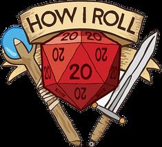 self help dice roll