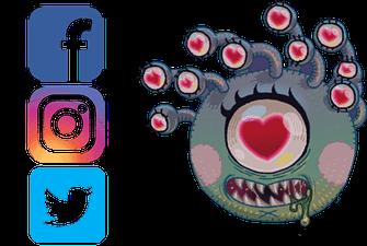 negative social media