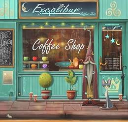 Wizard Coffee Break